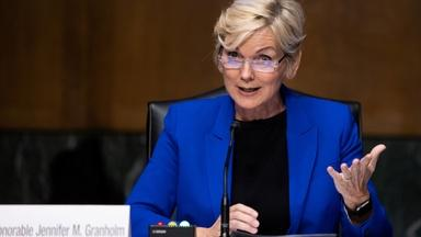 Granholm: Renewable energy will protect U.S. manufacturing