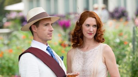 Frankie Drake Mysteries -- Diamonds Are A Gal's Best Friend