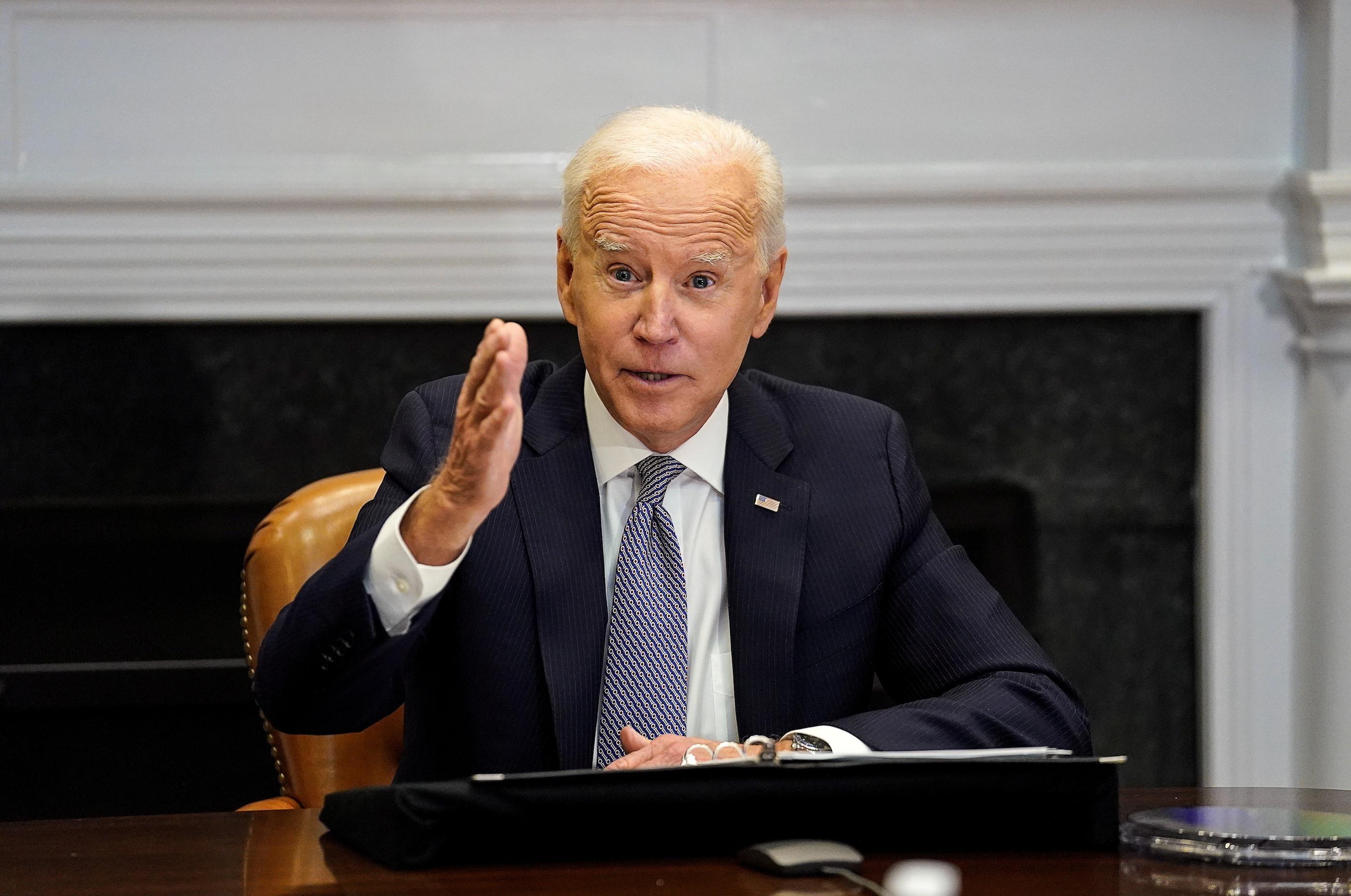 Dems make progress on Biden agenda, but deal may take time