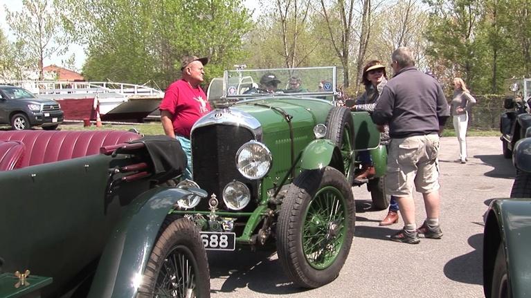 People Near Here: Vintage Auto's Tour the Adirondacks