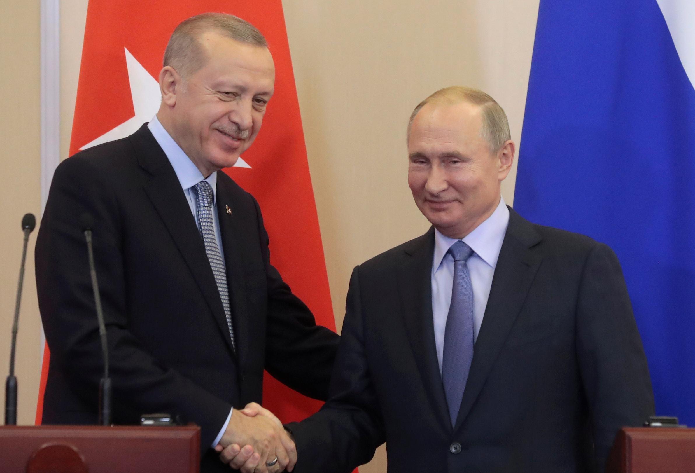 Pbs Newshour Erdogan Ignores U S Agreement For
