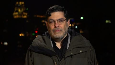 Amanpour and Company -- Mohammad Marandi Discusses National Outrage in Iran
