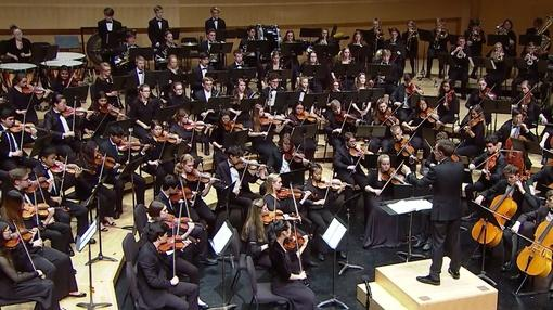 WPT Music & Arts : 2019 WSMA State Honors Concert: Orchestra
