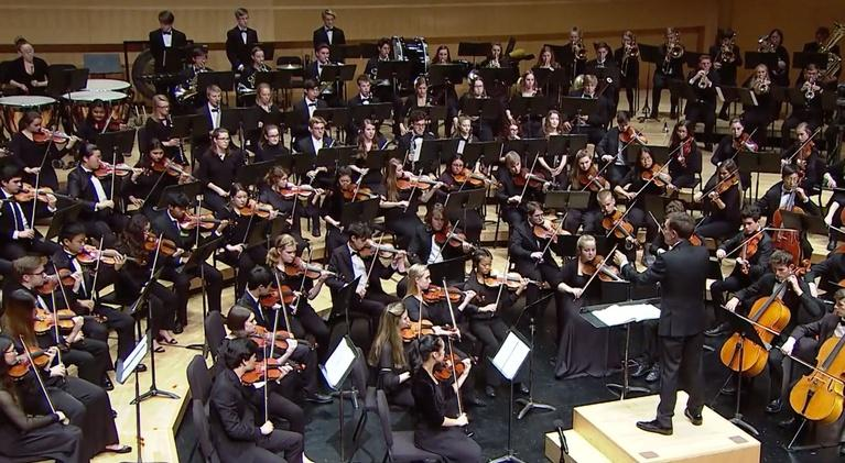 WPT Music & Arts: 2019 WSMA State Honors Concert: Orchestra