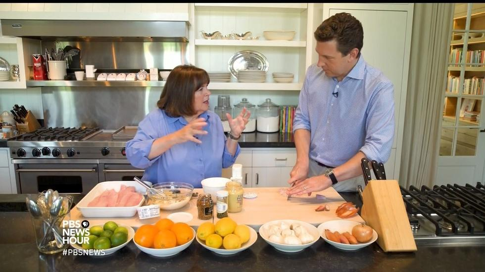 How Ina Garten became one of America's best loved cooks image