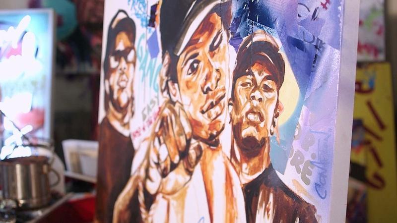 The African American Leadership Awards/Black Art
