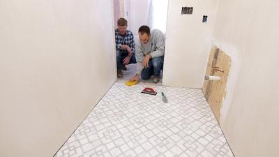 This Old House | Tiling is a Family Affair | Cape Ann