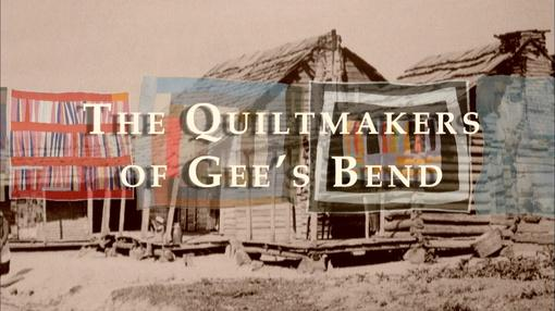 Alabama Storytellers : Quiltmakers of Gee's Bend
