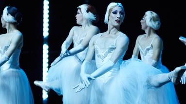 What goes through a drag ballerina's mind while dancing?