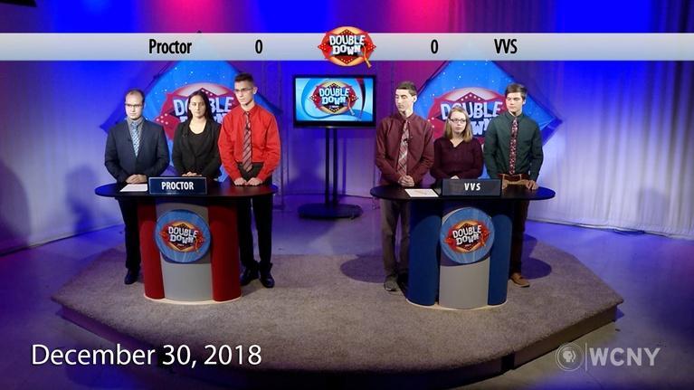 Double Down: Proctor vs VVS