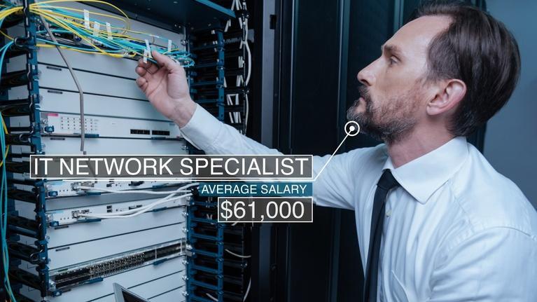 WVPB American Graduate: Network Engineer