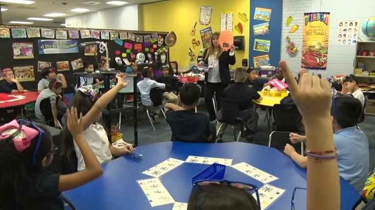 NJTV News: Freehold students travel the world through foreign languages