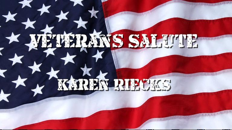 VETS: Stories of Service: Karen Riecks