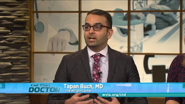 Call The Doctor: Tapan Buch, MD