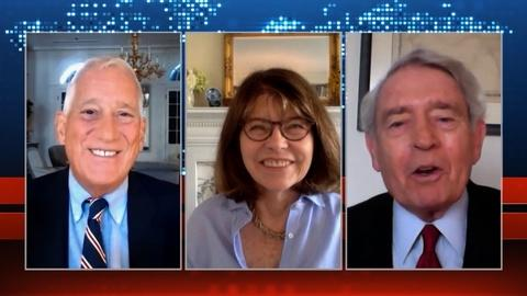 Dan Rather and Margaret Carlson Remember Past Conventions