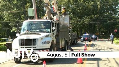 NJTV News: August 5, 2020