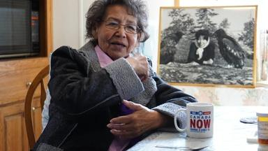 An Indigenous woman tells her story: residential school