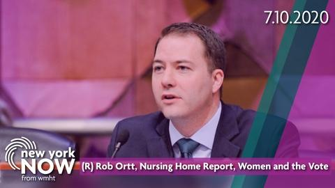 S2020 E28: Senator Rob Ortt, Nursing Home Report, Women and the Vote