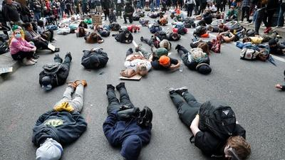PBS NewsHour   What's different about these protests -- and what isn't