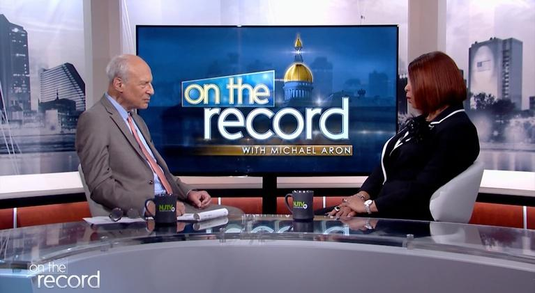 On the Record: Lt. Gov. Shelia Oliver