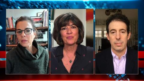 Amanpour and Company -- The Good, Bad and Dangers of Forced Closeness