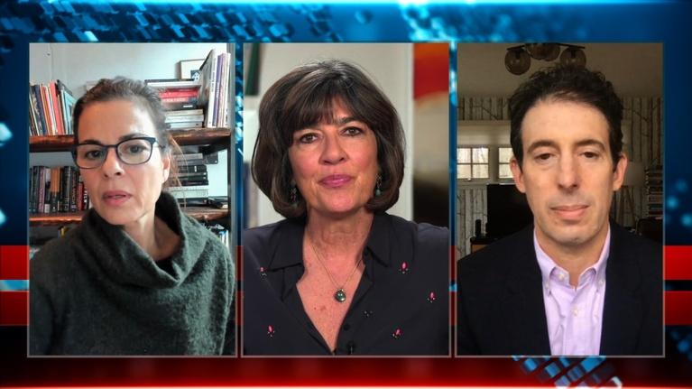 Amanpour and Company: The Good, Bad and Dangers of Forced Closeness