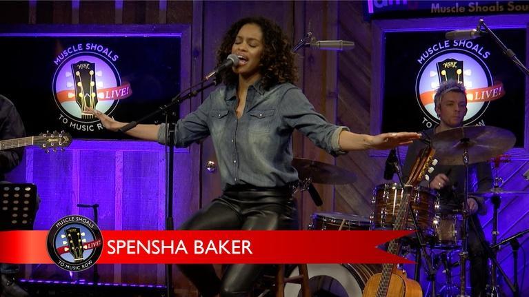 Muscle Shoals to Music Row: Spensha Baker