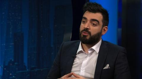 Amanpour and Company -- How a Suicide Bomber Changed Comedian Ahmed Albasheer's Life