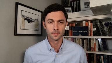 GA Senate Candidate Jon Ossoff Discusses Runoff Election