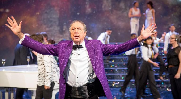 Eric Idle's The Entire Universe: Eric Idle's The Entire Universe
