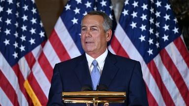 Boehner: Republicans must stick to conservative principles
