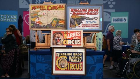 Antiques Roadshow -- S21 Ep17: Appraisal: Lavern Meyer Circus Maquettes, ca. 1930
