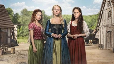 Jamestown Season 2 with THIRTEEN Passport