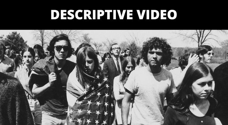 The Vietnam War | Descriptive Video: 08: The History of the World (April 1969-May 1970)