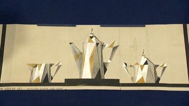 Appraisal: 1927 Erik Magnussen Original Drawing