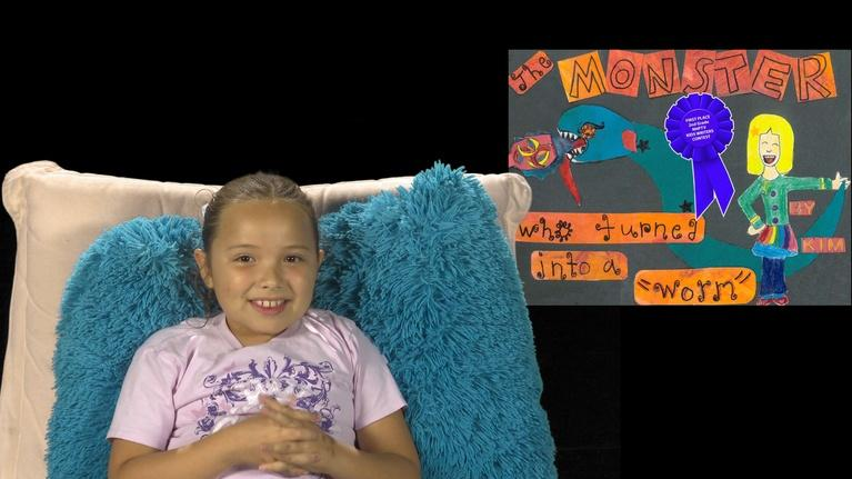 NHPBS Kids Writers Contest: The Monster Who Turned Into a Worm