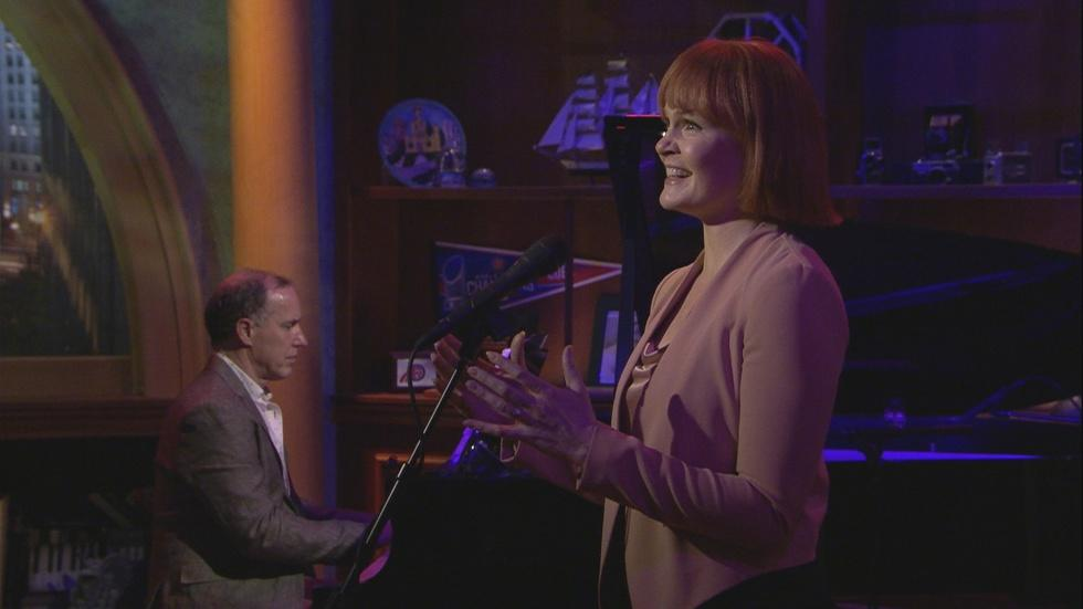 Web Extra: Kate Baldwin Sings 'Somewhere' image
