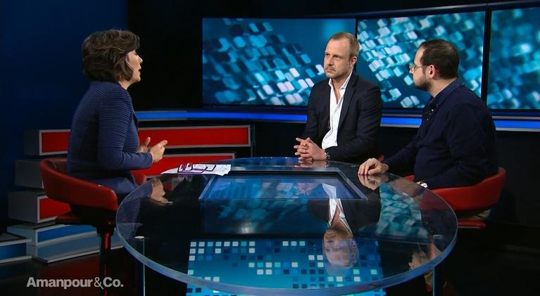 Amanpour and Company: February 19, 2019
