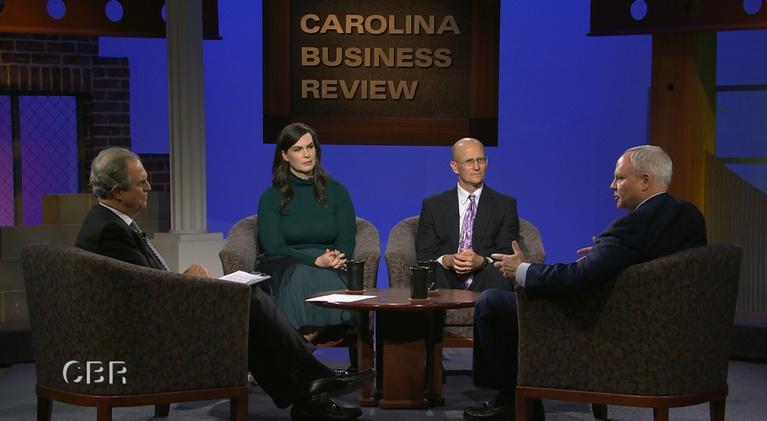 Carolina Business Review: November 15, 2019