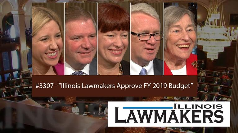 Illinois Lawmakers: S33 E07: Lawmakers Approve Budget