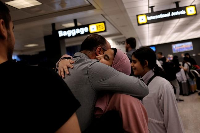 Restricted travel ban raises questions about who can enter