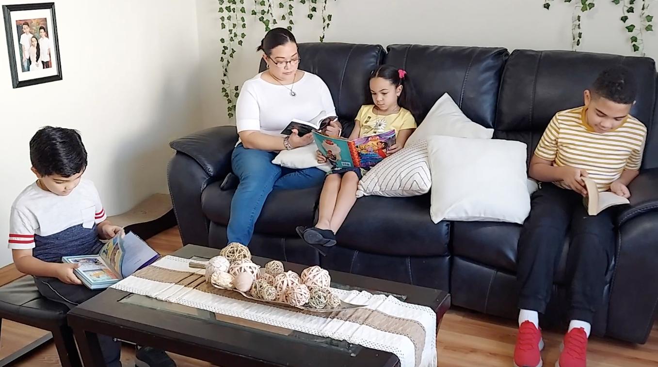 Family Reading Adventures