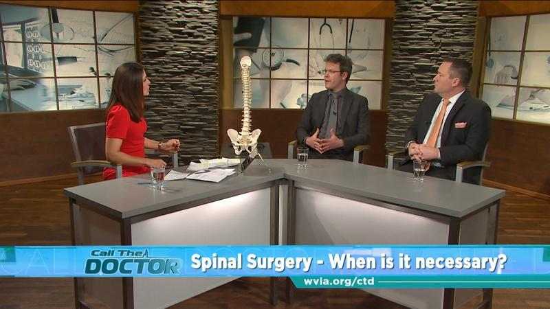 Spinal Surgery: When is it Necessary?