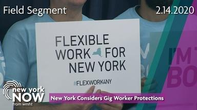 New York Considers Gig Worker Protections