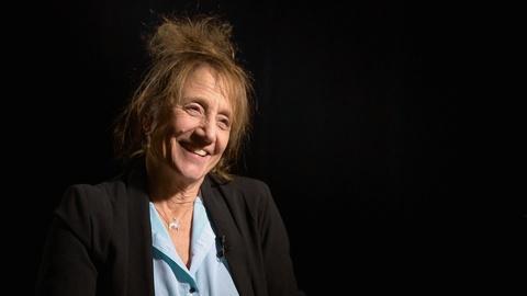 Articulate -- Liz Lerman: Stepping Up