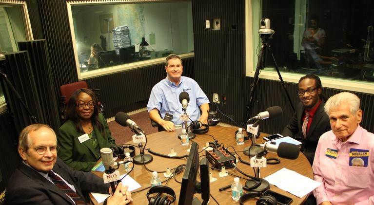 WFSU Perspectives: Political Perspectives: Tallahassee City Commission-Seat 5