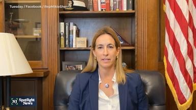 Rep. Mikie Sherrill describes Capitol riot 'reconnaissance'