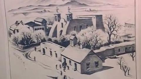Antiques Roadshow -- Appraisal: 1936 Gene Kloss Etching