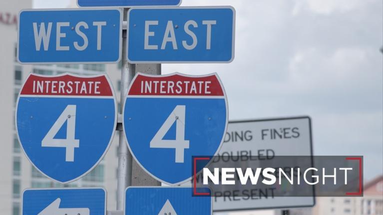 NewsNight: Coronavirus Latest and the Florida Primary