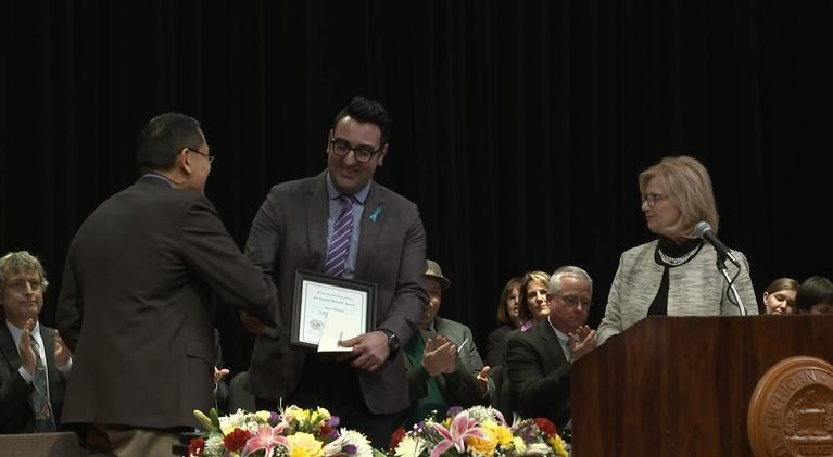 MSU Video: MSU Awards Convocation 2018